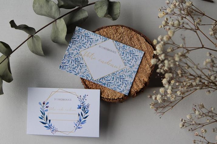 Carte Cadeau Bohomane ♥
