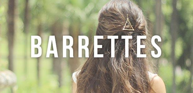 barrettes cheveux bohomane