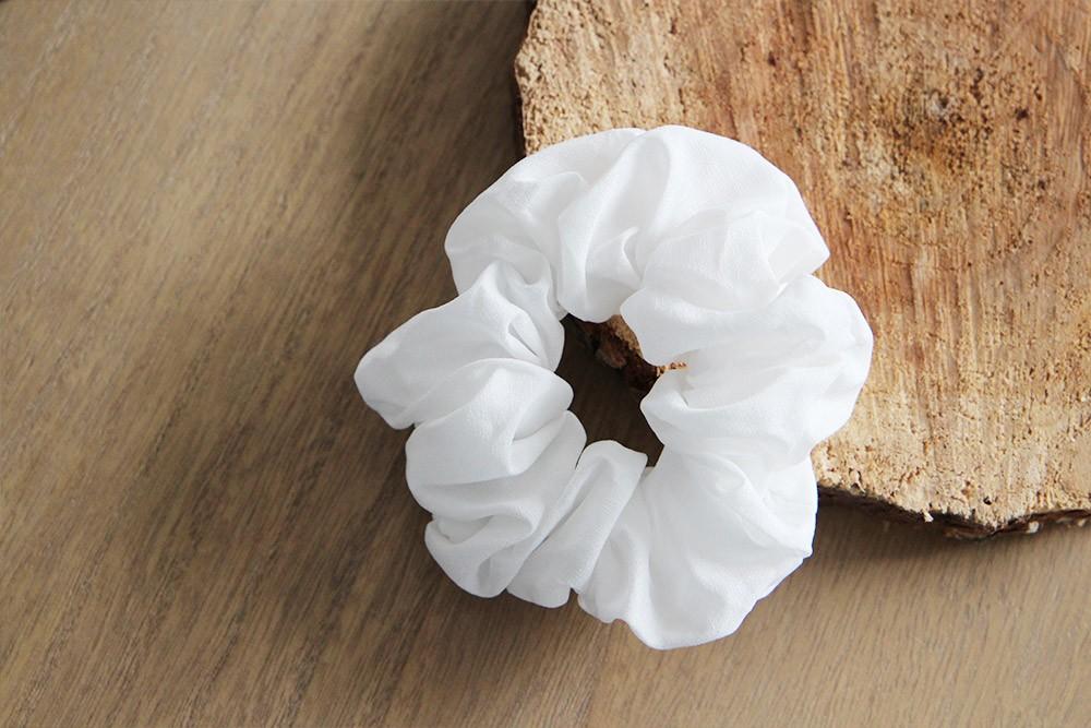 chouchou eva blanc mariage bohomane