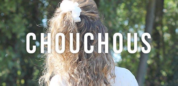 chouchous cheveux bohomane