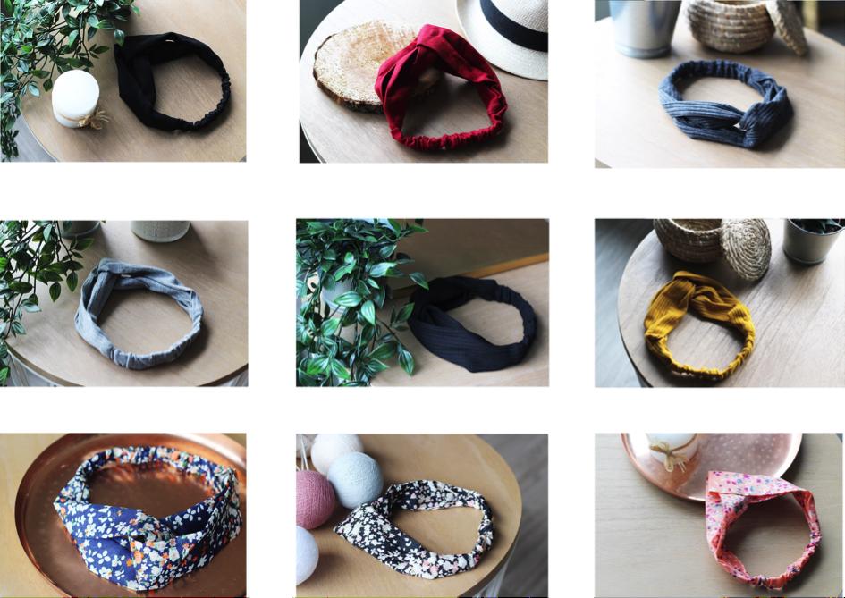 headband pour femmes eshop francais