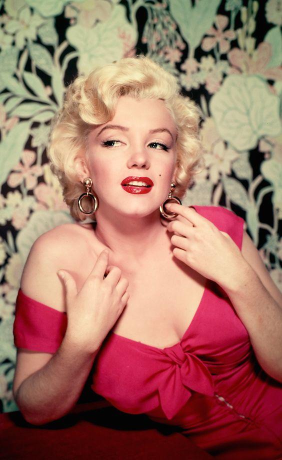 photo Marylin Monroe star iconique